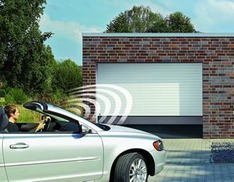 Garagen Rolltor RollMatic mit Garagentor-Antrieb