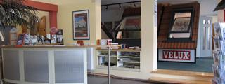 Ausstellung Fenster, Türen, Tore, Sonnenschutz, Terrassensysteme
