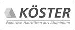 KÖSTER Aluminium-Haustüren Ebersberg Erding München