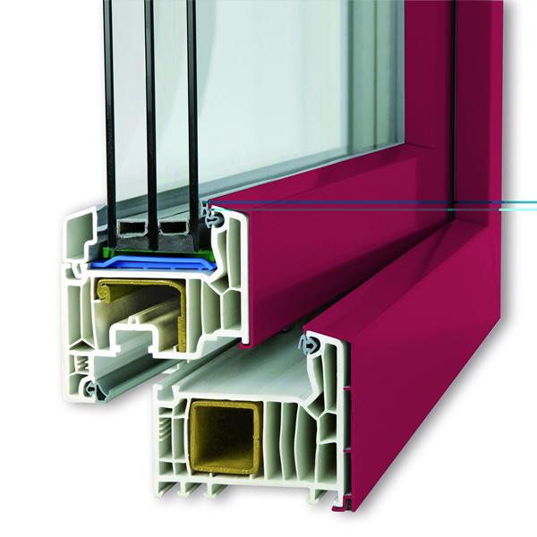 RITTER - Kunststoff-Fenster Climatic 82 AD Alnova