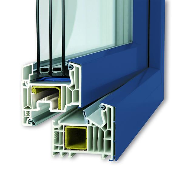 RITTER - Kunststoff-Fenster Climatic 82 MD