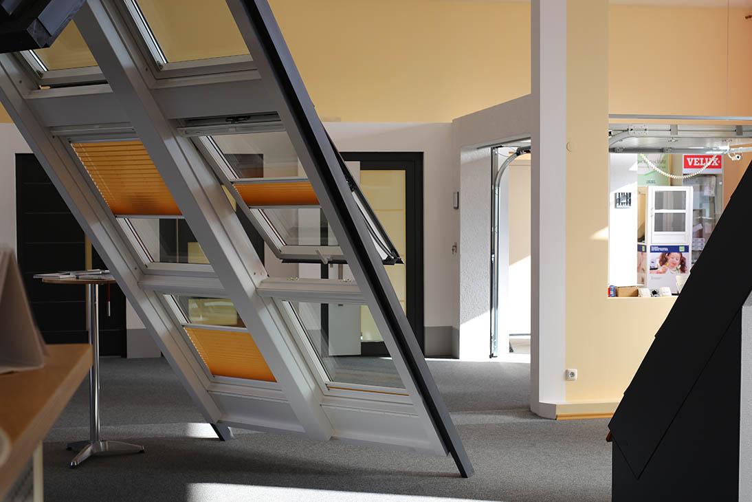 Dachfenster Ausstellung Lohr Bauelemente